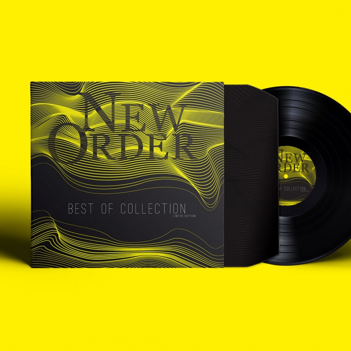 New Order best of Collection