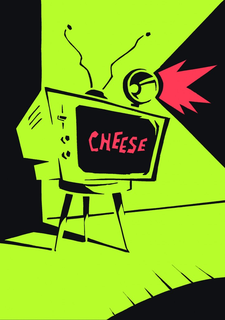 HOAX cheese thumbnails