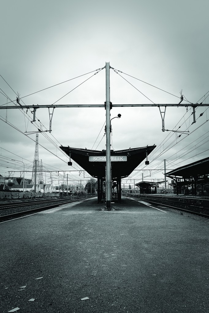 Schaerbeek Station 01