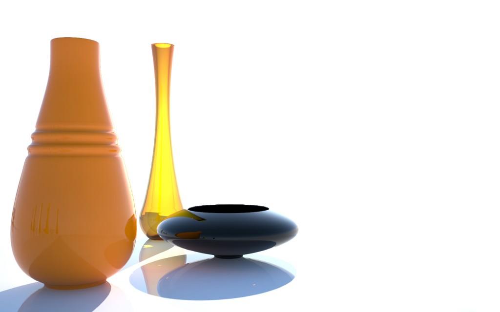 vase 3D 04