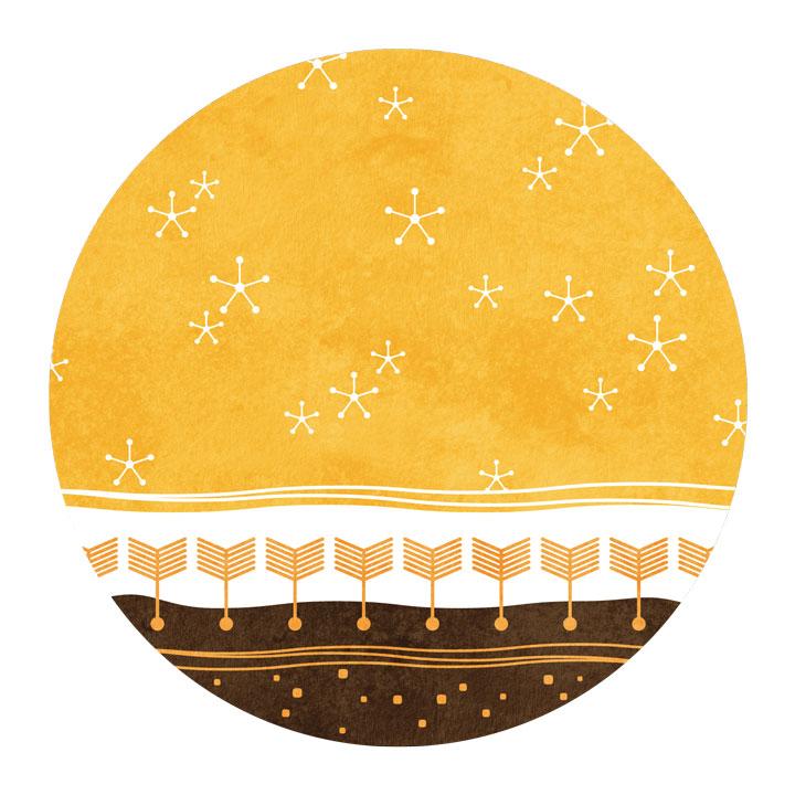 Calendrier Météo - Décembre